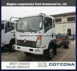 Sinotruk HOWO Brand 4X2 8ton 130HP Light Cargo Truck