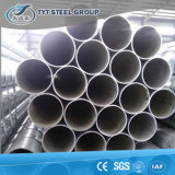 Pre-Galvanized Round Steel Pipe/ Steel Tube From Manufacturer