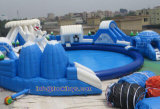 Various Types Inflatable Water Pool Game for Kids (A056)