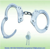 Carbon Steel/Stainless Steel Police Handcuff for Sale