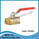 Forged Brass Ball Valve (V18-002)