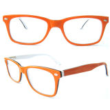 Exaggerated Color Optical Frame Glasses for Youny