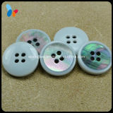 Mix Colors Mop Shell Button for Suits