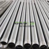 Austenitic Stainless Steel 316 Water Well Screen Pipes with API Thread