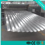 0.24mm Hot Dipped Galvanized Roofing Corrugated Steel Tile