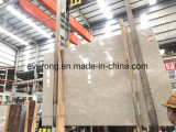 Cheap Natural Slabs Beige Marble for Floor/Wall Cladding in Wholesale