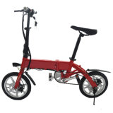 14inch Adult Folding Electric Bike with Lithium Battery