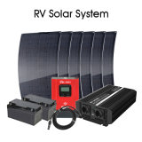 600W DIY RV/Boat Kits Solar System Solar Panel+Controller+Inverter Outdoor