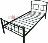Metal Single Bed Frame Bed Furniture for Students