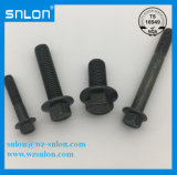 Hex Flange Bolt Screw High Strength for Auto Parts