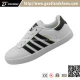 New Latest Kids White Skate Shoes School Shoes Qr16038-1