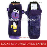 Children′s 3D Floor Socks with Anti Slip (UBUY-158)