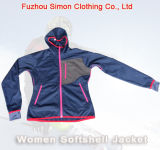 Super Lightweight Comfortale Women Softshell Jacket