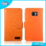 Wallet Leather Card Slots Mobile Phone Case for Samsung Galaxy S7