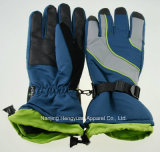 Adult Ski Glove Moto Work Glovebike Glove Waterproof Gloves (HY17110916)