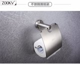 SUS 304 Stainless Steel Toilet Bathroom Roll Paper Holder Box