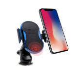 Automatic Wireless Car Charger Qi Wireless Car Mount Wireless Charger for Samsung Galaxy S9 S9 Plus S8 for iPhone X 8/8 Plus