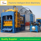 Factory Supply Qt10-15 Automatic Concrete Cement Hollow Paver Paving Interlocking Curbstone Brick Block Making Machine