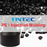 Black Color PE Based Masterbatch for Injection Molding