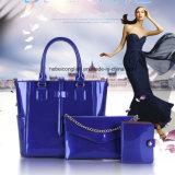 Hbcl18733150290 Factories Wholesale Ladies Bags Designer Glossy Leather Women Handbags