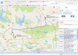 GPS Tracking Software with Alerts Setting, GPS Locations by GPS