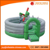 Inflatable Interactive Human Demolition Gladiator Game (T7-124)