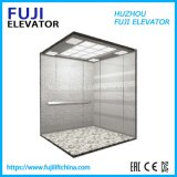 FUJI Vvvf 0.4m/S China Factory Elevator Cheap Small Sightseeing Residential Home Villa Passenger Elevator Lift Panoramic/Observation Glass Elevator