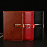 2019 Fashion Simple Hot Selling Leather Notebook
