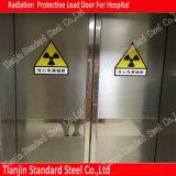 1mmpb 2mmpb 3mmpb Hospital Door X Ray Shielding Mother-Son Lead Door