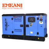 12kw Rated Power 15kVA Portable Silent Diesel