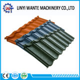 Heat Resistance Building Material Stone Coated Metal Bond Roof Tile