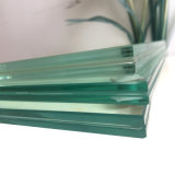 13.52mm 20mm Thick Cheap Large Size Clear Toughened Laminated Safety Glass