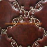 Hot Sale PU PVC Leather Stock Leather Sofa/Car/Shoe/Garment/Decoration Leather