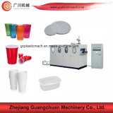 Automatic Plastic PP PS Cup Thermoforming Machine