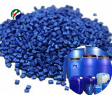 Factory Price Blue Color Masterbatch for Injection/Film/Cable