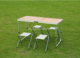 Wholesale Outdoor Leisure Aluminum Alloy Folding Table