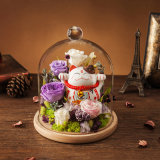 Promotion Handmade Flower for Holiday Decoration