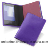New Design Leather Passort Organizer, Passport Wallet