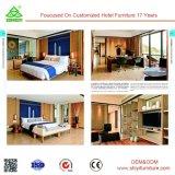 Competitive Price Nice Design Modern Solid Wood Hotel Bedroom Furniture