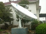 4.5m Rx Only Dual-Shape Satellite Dish Outdoor Antenna