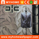 Guangzhou Cheap Interior PVC 3D Wallpaper Home Decoration