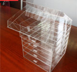 2/3/4/5/6 Layers Drawer Box, Acrylic Storage Box
