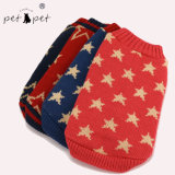 High Quality Hand Crochet Warm Coat Wholesale Christmas Dog Sweater Pet Supplies Sweater Dog Clothes