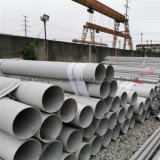 Polished No. 1 2b No. 4 Stainless Steel Pipe (201, 304, 304L, 316, 316L, 310S, 321, 2205, 317L, 904L) for Gas/Oil Tube
