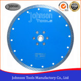 230mm Turbo Saw Blade for Granite Cutting with High Performance