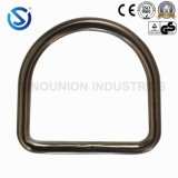 Stainless Steel Welded D Ring AISI304 AISI316