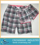 Check Board Shorts for Lovers (CW-LB-S-4)