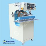 High Quality Automatic Movable Continuously Seam Sealing Type High Frequency Welding Machine for PVC Stretched Tents Canvas Welding Machine
