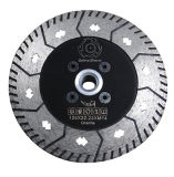 Diamond Turbo Blades Cutting Flange Cup Grinding Wheel
