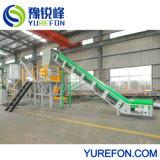 Waste Plastic Bag Film Fiber Granulating Machine Crusher Equipment Price
